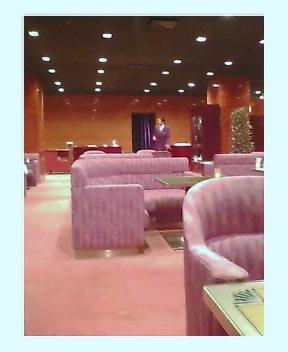 新宿プリンスホテルにて…