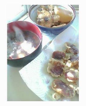 今日の手料理(^^)v