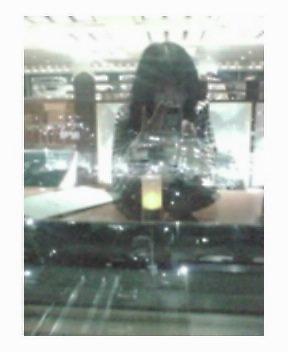 飯能プリンスホテル最上階からの夜景?
