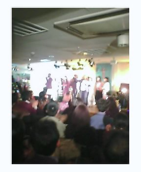 新宿シャローム教会のゴスペルコンサート☆