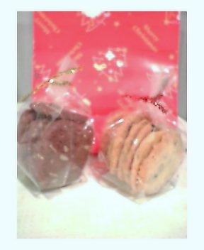 今日はクッキーのクリスマスプレゼント☆