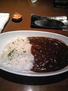 表参道ヒルズ洋食MIYASITA<br />  ビーフシチュー