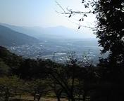 ウィットロック慶子の休日レポートその2☆秩父長瀞宝登山の頂上より