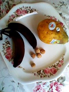 バナナはを極限まで放置し…