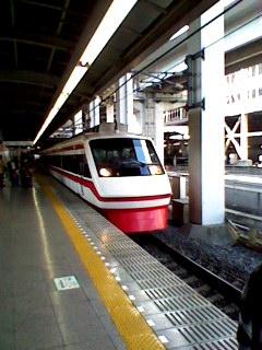 東武鉄道りょうもう7号