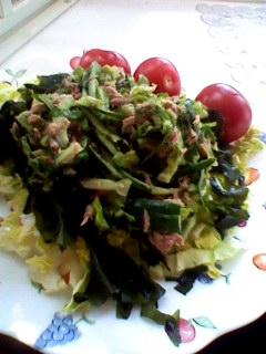 特製塩麹サラダ