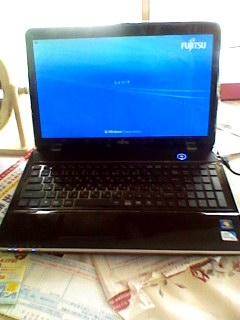 パソコンついに買った!